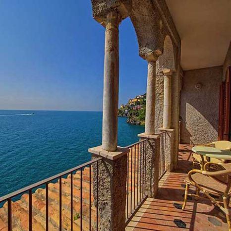 seaview villa Ravello