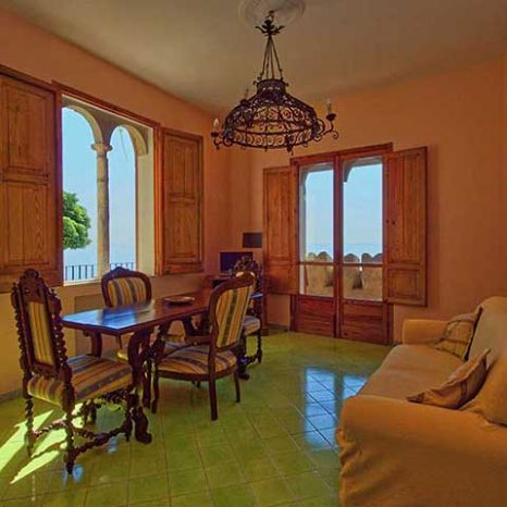 villa in affitto per week-end Ravello