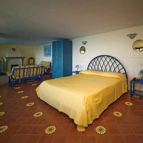 exclusive rooms close to Positano