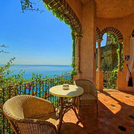 seaview b&b Amalfi Coast