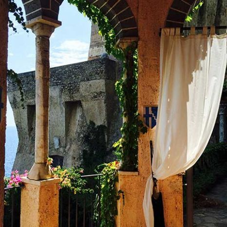 seaview b&b close to Amalfi