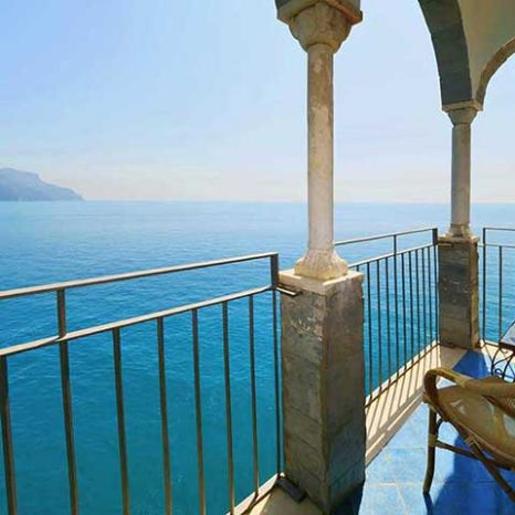 exclusive suite Ravello