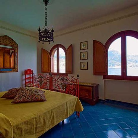 suite vista mare Ravello