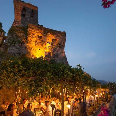 Ravello luxury wedding