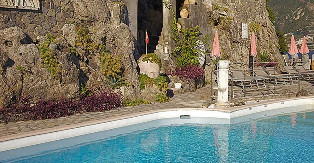 exclusive villa with pool Ravello