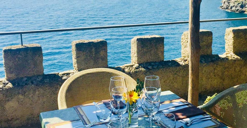 eat well on the Amalfi Coast
