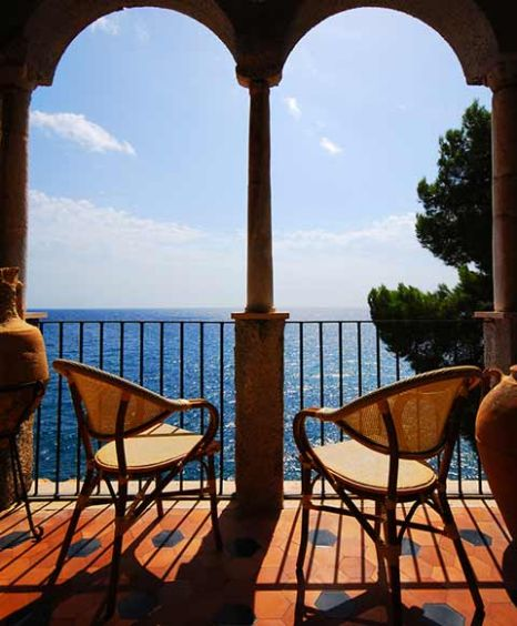 exclusive residence in the Amalfi Coast