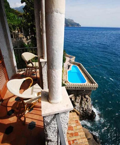 exclusive apartments in the Amalfi Coast