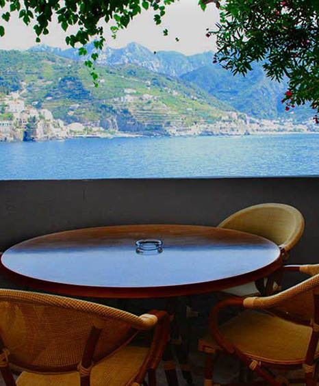 exclusive apartment close to Amalfi