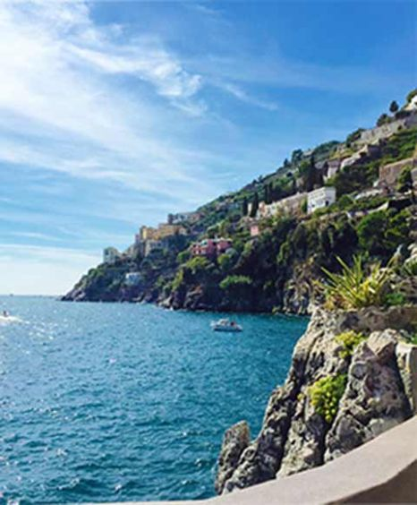 seaview rooms Amalfi Coast
