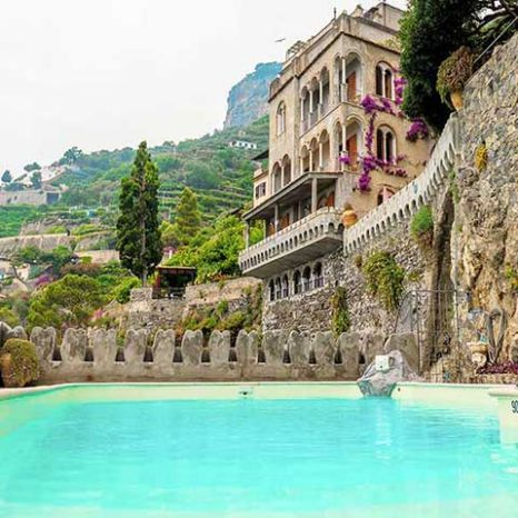 seaview resort Ravello